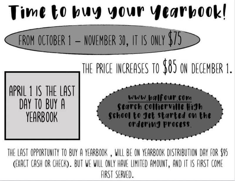 CHS Yearbooks are Now on Sale Featured Photo