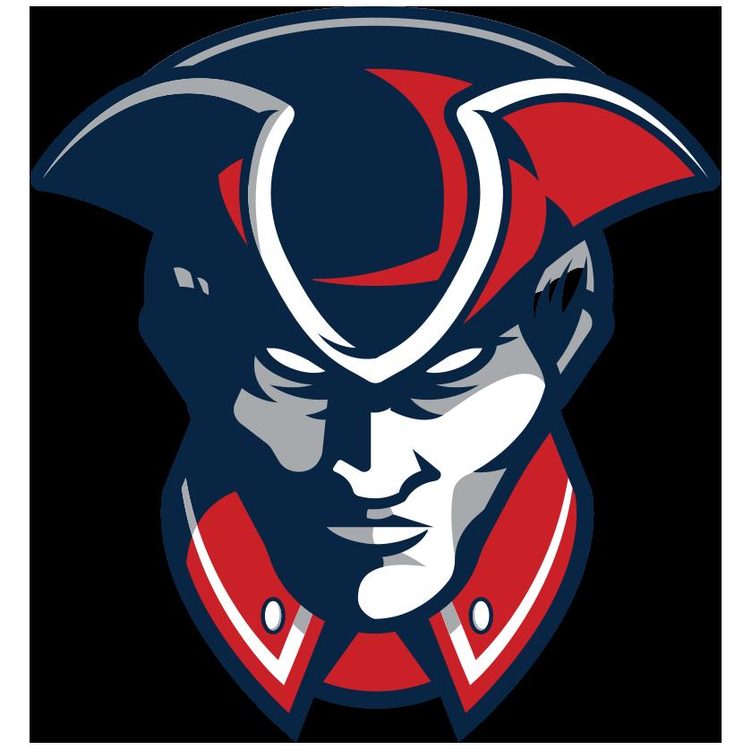 L. Hollingworth Patriot head logo