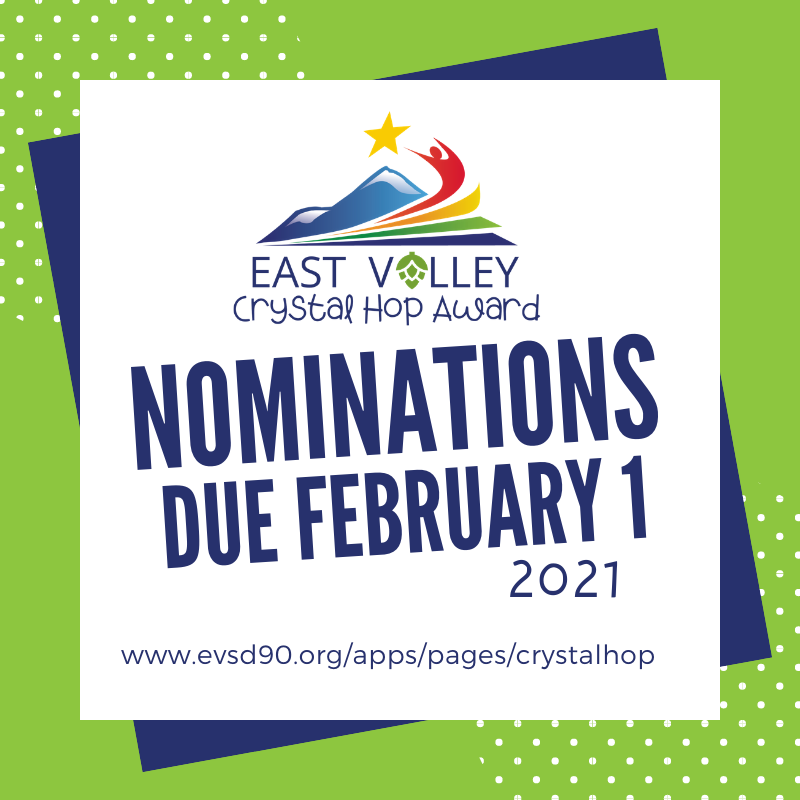 Nominations Due February 1