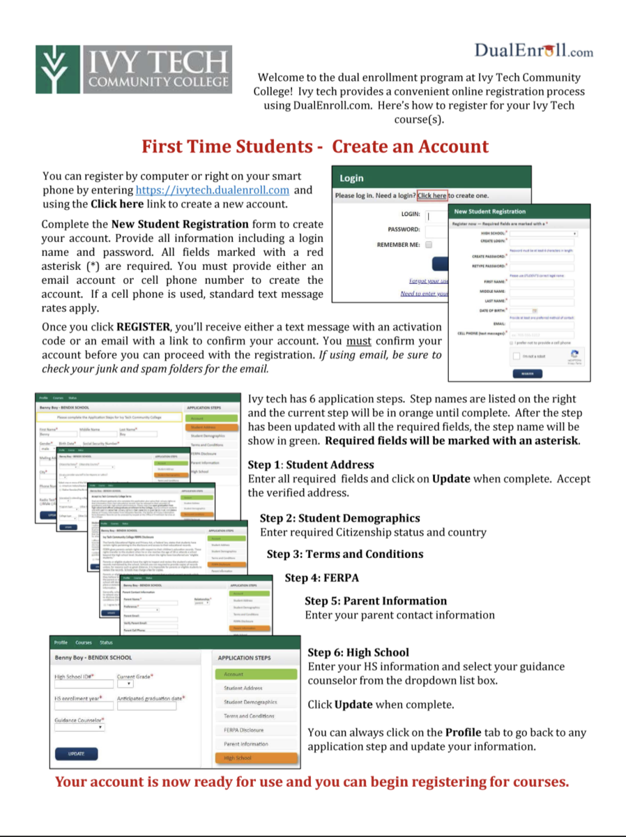 dual enrollment info