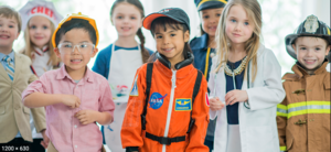 File photo of career kids