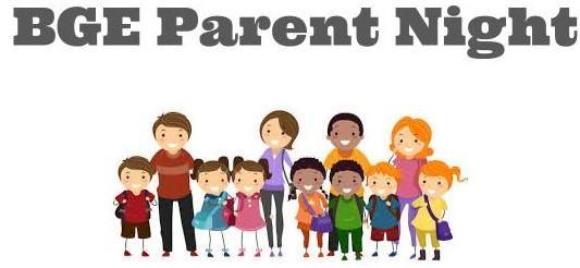 Join Us for Parent Night Thumbnail Image
