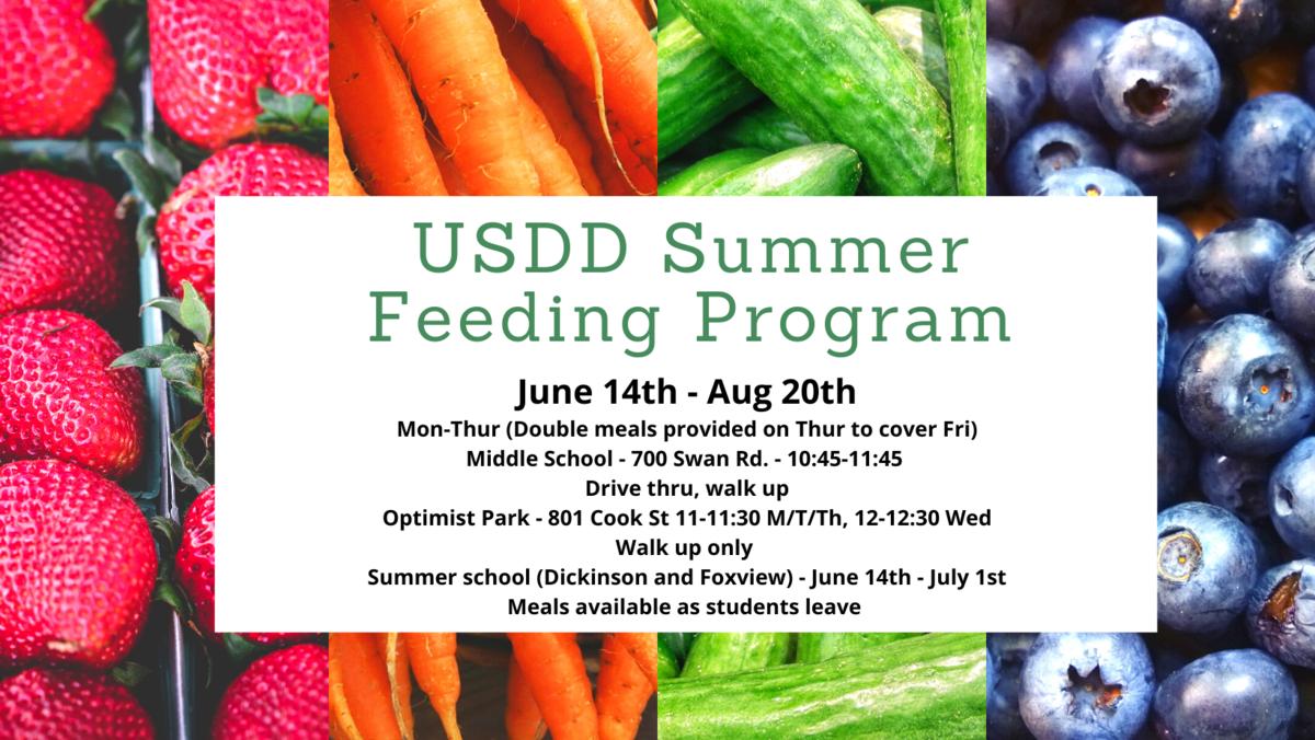 Summer Feeding Program 2021