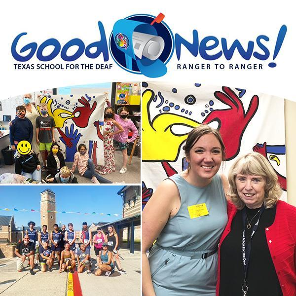 GoodNews: Texas School for the Deaf Ranger to Ranger - October 25, 2021 Featured Photo