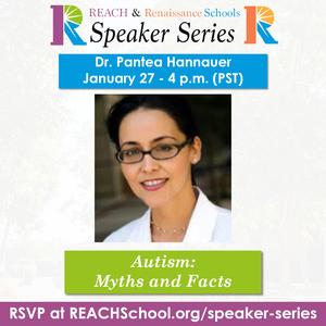 Dr. Pantea Hannauer - January 27 at 4:00 PM
