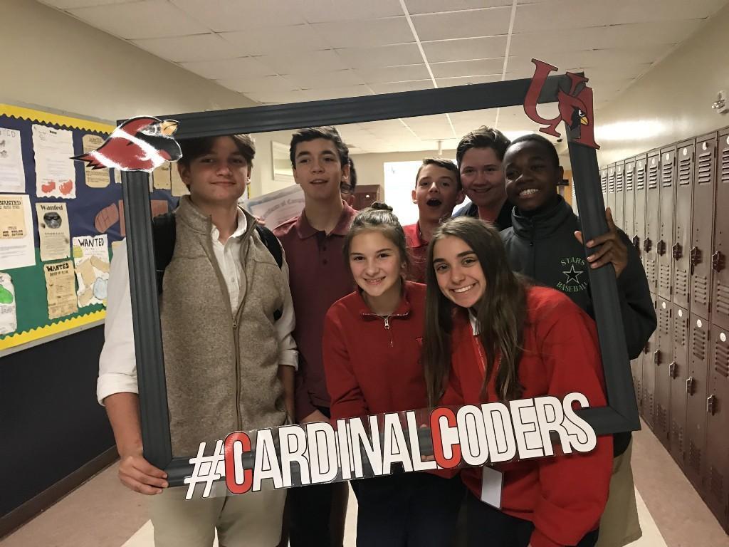 Cardinal Coders