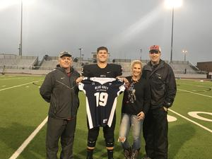 Preston Wilson and Family