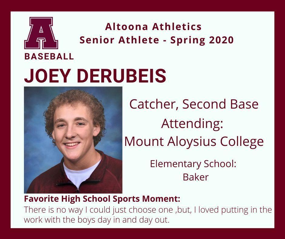 Joey Derubeis