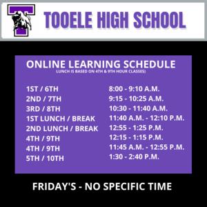 THS Bell Schedule