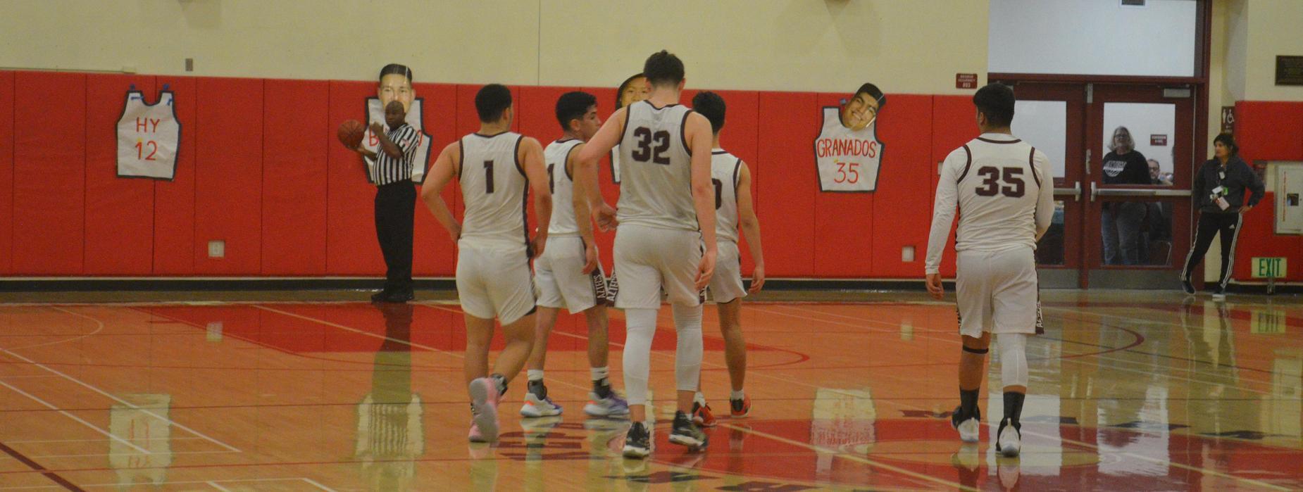 MKHS Basketball Game