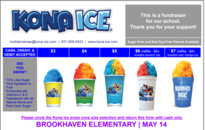 KONA ICE DAY 2
