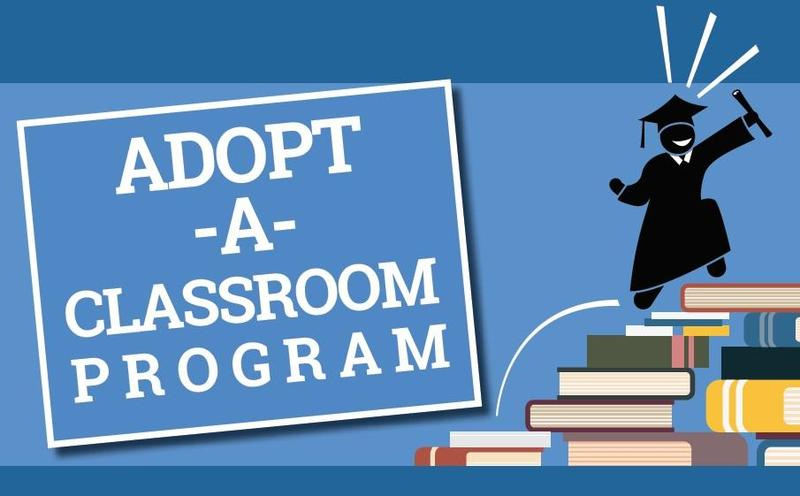 Adopt-A-Classroom Featured Photo