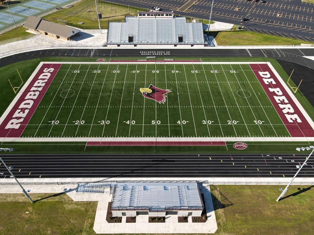 Stadium Aerial View Oct 2020