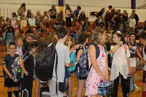 JSMS First Day