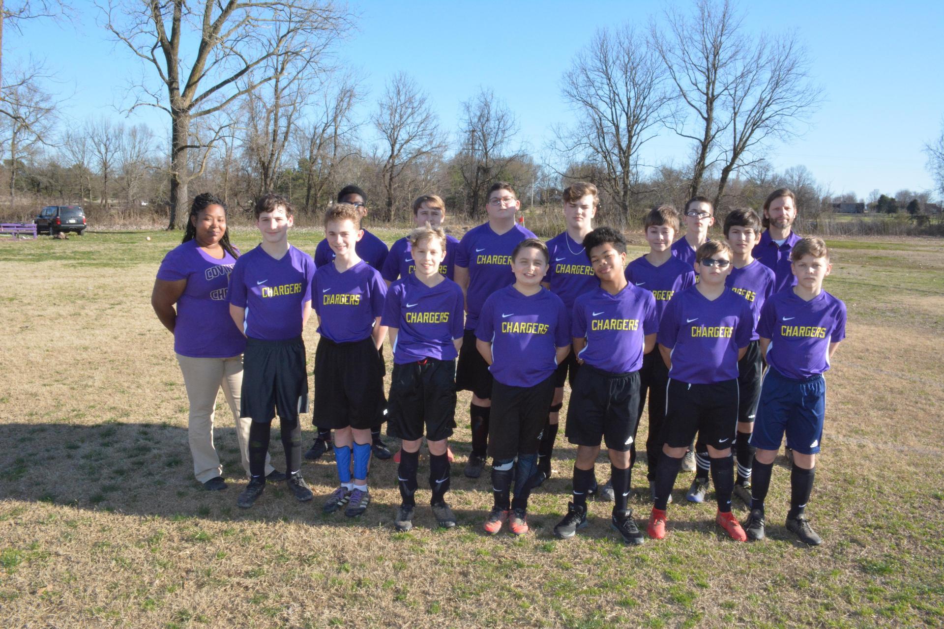 Boys Soccer 2020