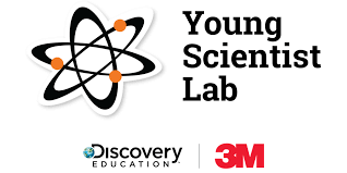 Logo for Young Scientist Lab website
