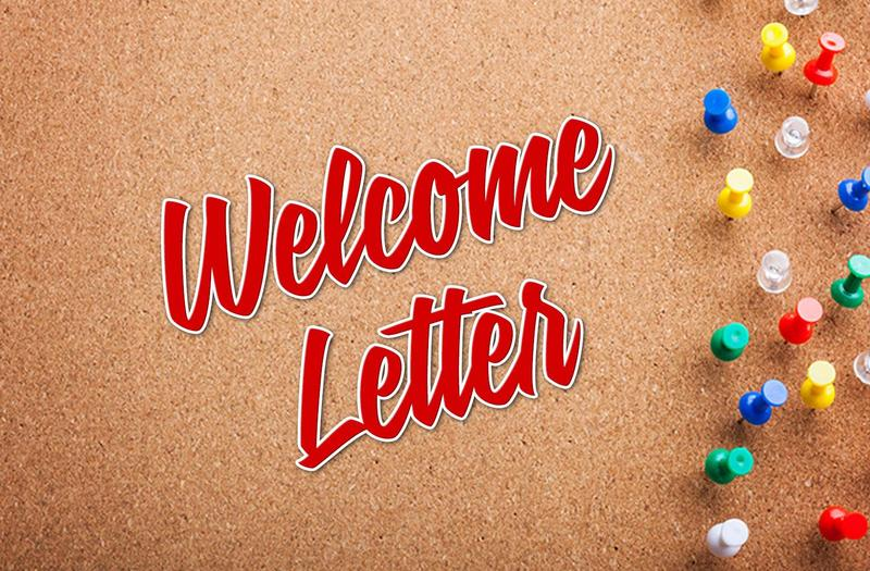 Welcome Letter From Principal Borgese