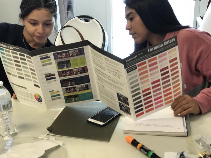 Maspeth High Yearbook Kicks Off