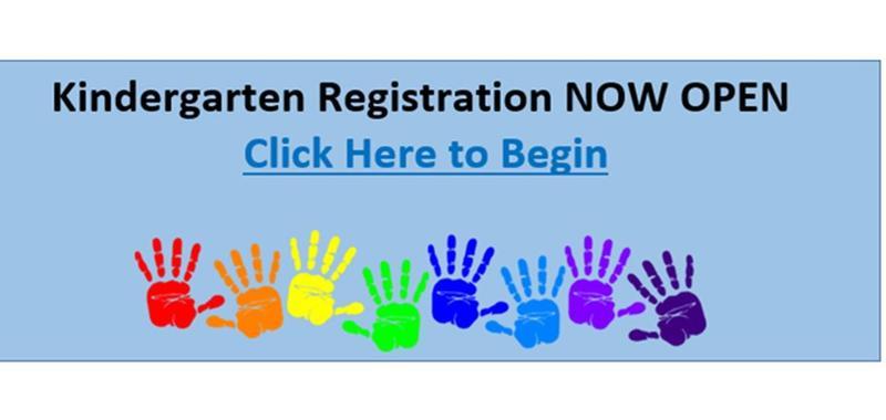 Kinder registration OPEN NOW