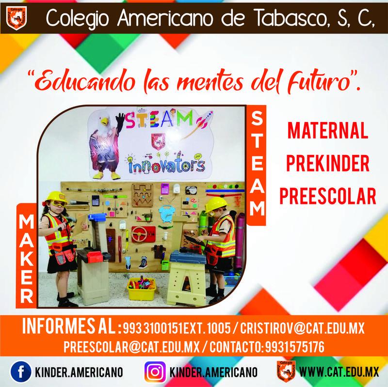 Maternal, Prekinder y Preescolar Featured Photo