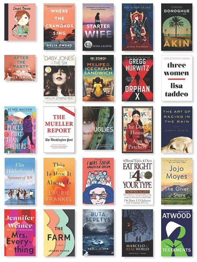 domick summer reads 2019