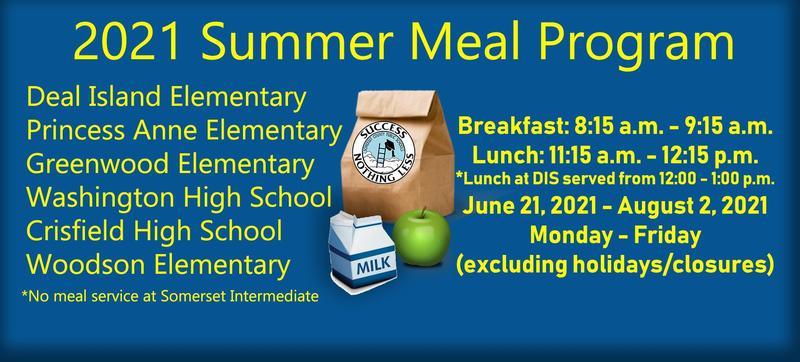 2021 Summer Feeding Schedule Featured Photo