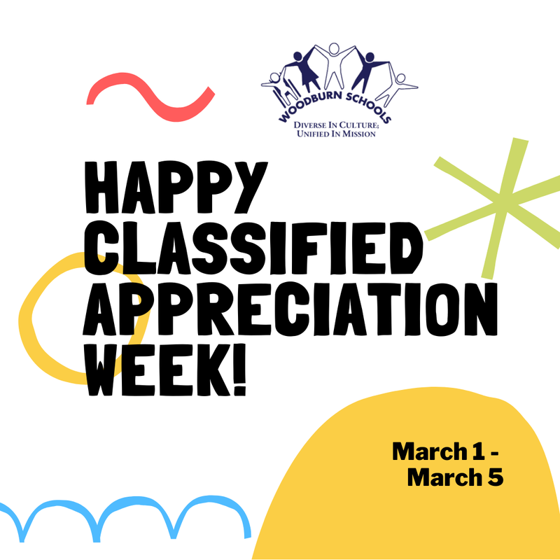 THANK YOU FPMS CLASSIFIED STAFF!! Featured Photo