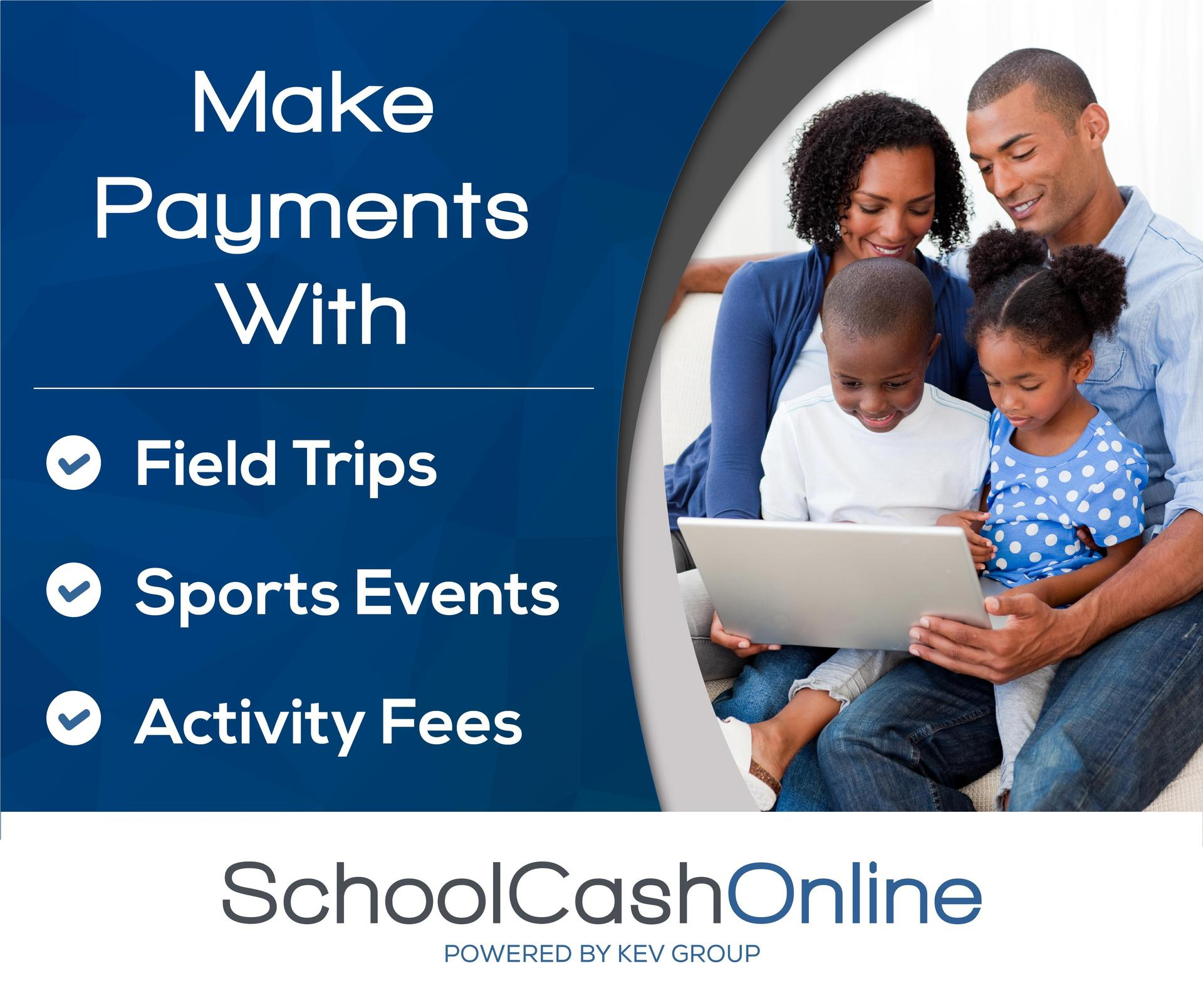 School Cash Online Pay System