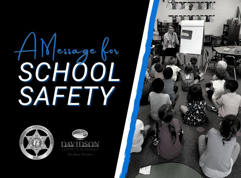 School Safety Message video