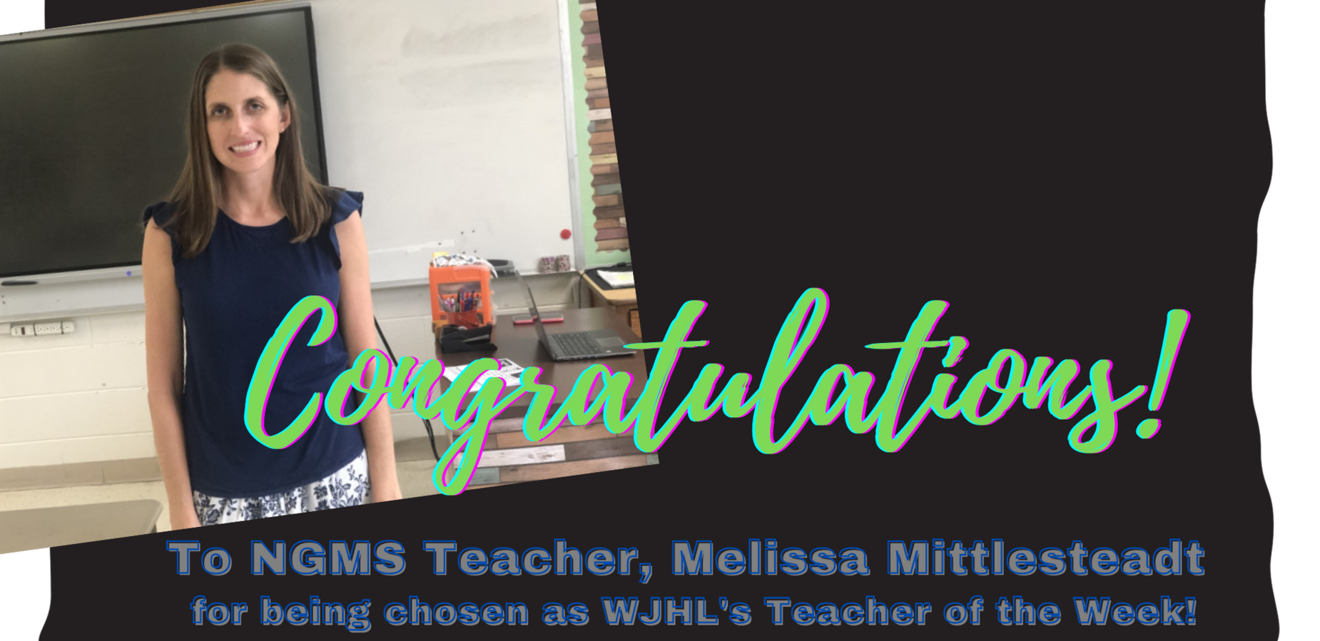 WJHL Teacher of the Week from NGMS
