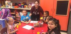Miss Garcia's Kindergarten