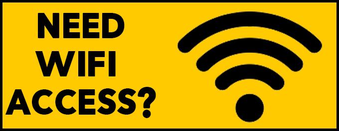 Wifi Access McAllen ISD