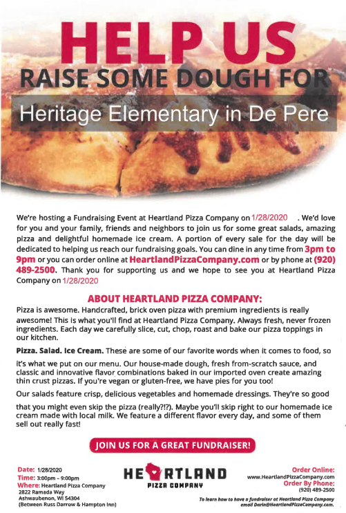 heartland pizza