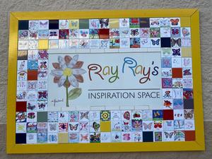 ray ray's space at ASES