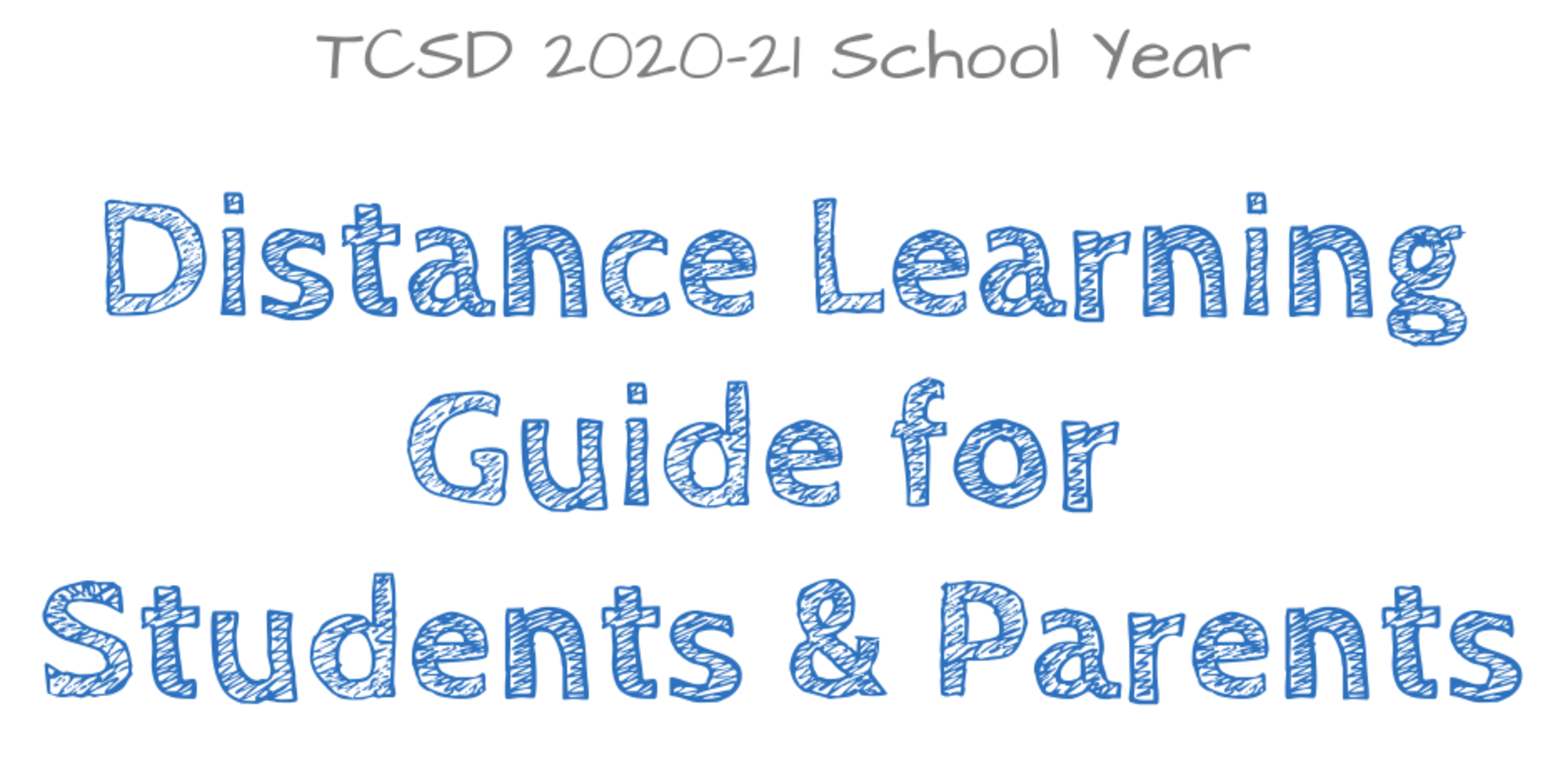 Distance Learning Guide