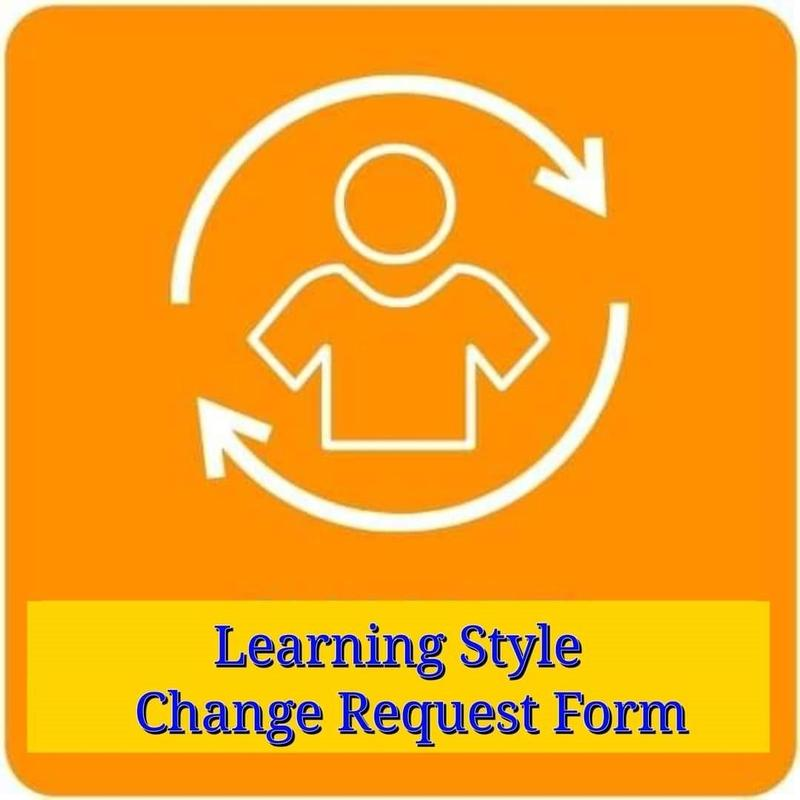 Learning Style Change
