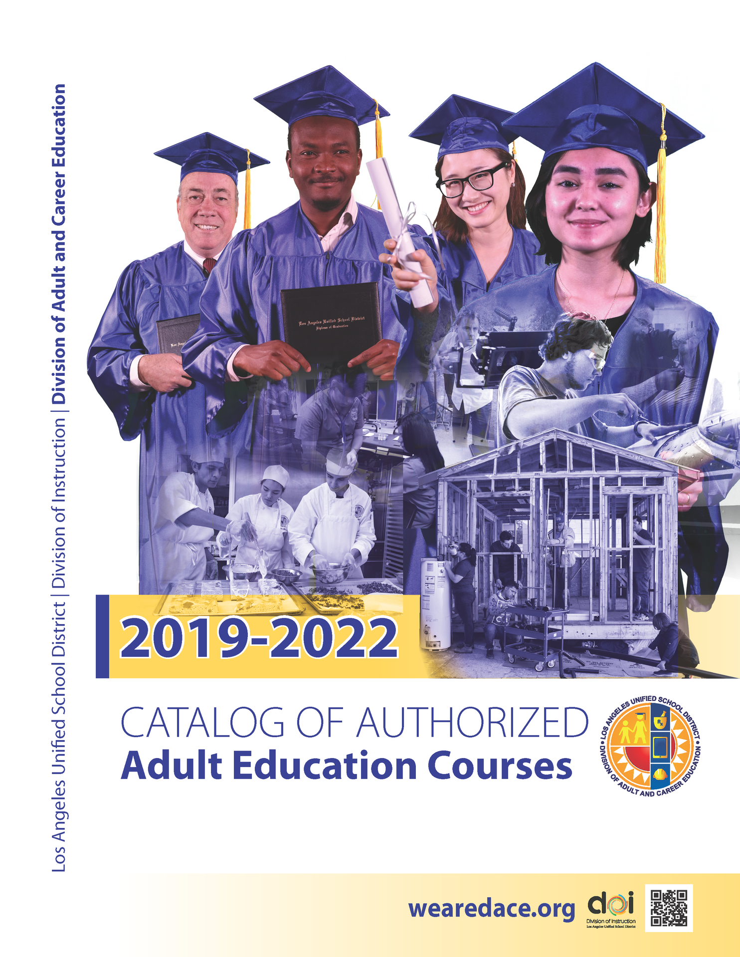 2019-2022 Catalog of Authorized Adult Education Courses