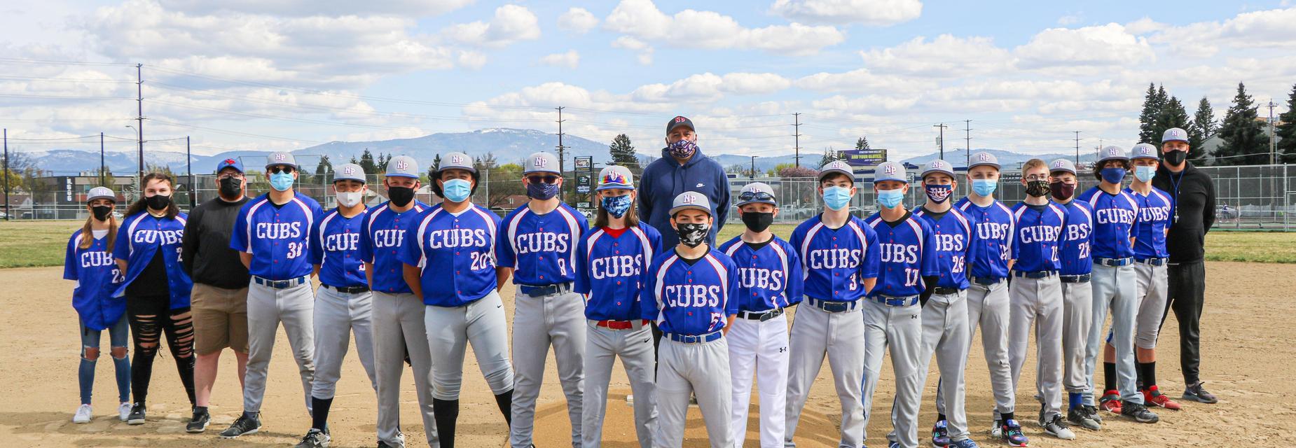 North Pines Baseball