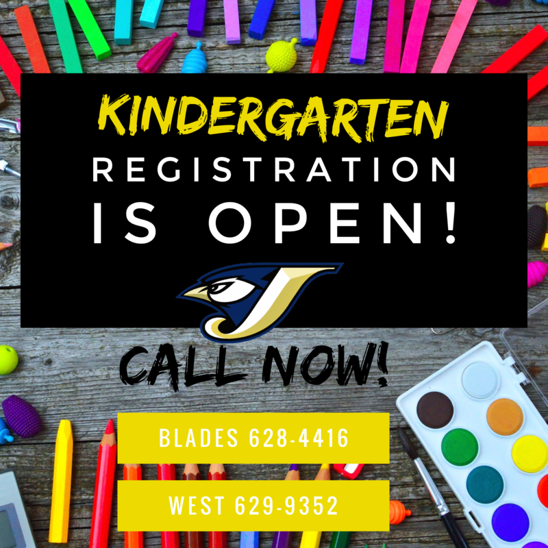 Kindergarten Registration is OPEN! Featured Photo