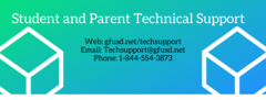 student and parent tech support photo