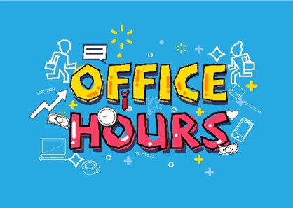 *UPDATED* Distance Learning Office Hours Featured Photo