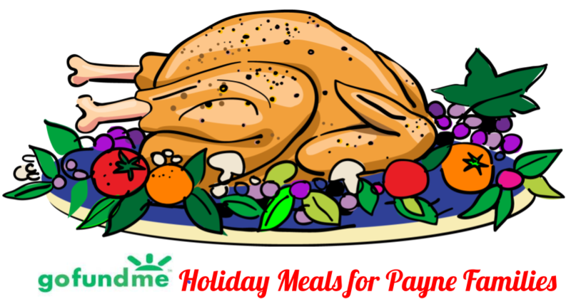 Meals for Payne Families Thumbnail Image
