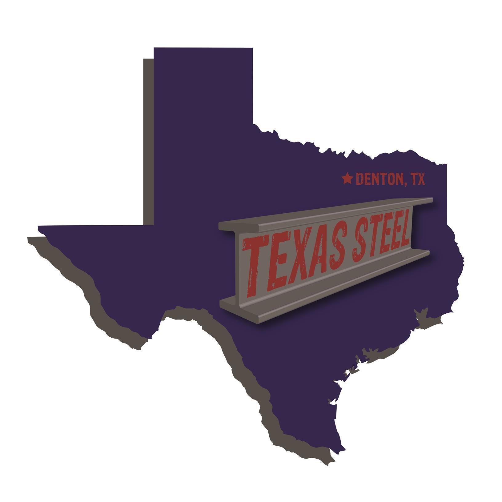 Texas Steel logo