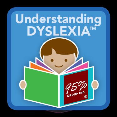 Dyslexia Badge