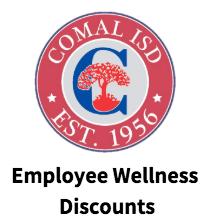 CISD Employee Wellness Discounts