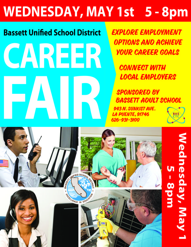 BUSD Career Fair