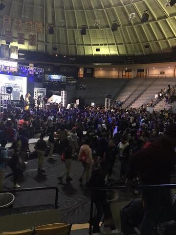 Healthy Teen Rally