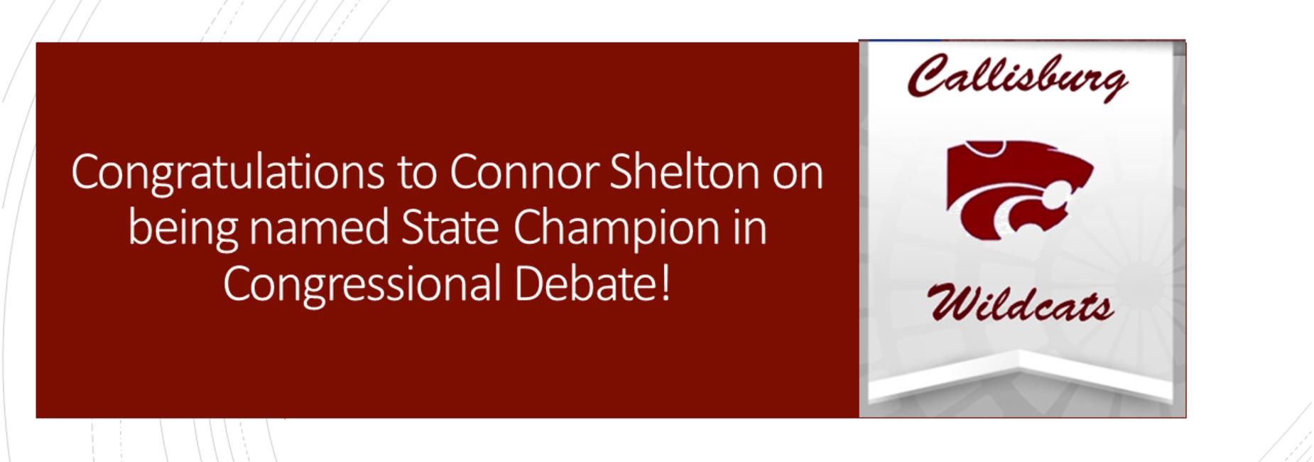 State Congressional Debate