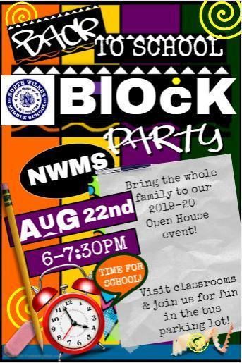 2019-20 Open House Block Party Thumbnail Image