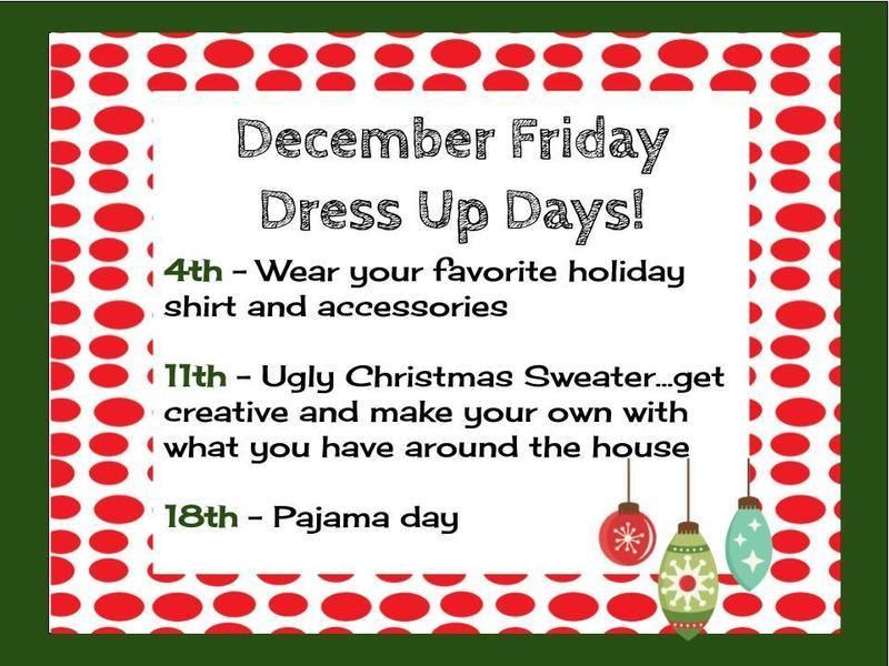 Dress Up Fridays